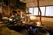 狭山市の喜代川 -庭園写真