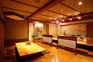 狭山市・気軽に楽しめる創作料理の店「乱」